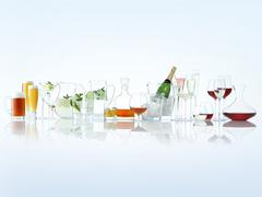 Набор из 2 высоких бокалов-флейт LSA International Wine 100 мл G874-05-991