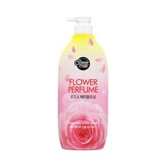 Парфюмированный гель для душа Shower Mate Роза 900г 259863