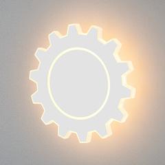 Gear L LED белый Настенный светодиодный светильник Elektrostandard Gear Gear L LED белый (MRL LED 1100)