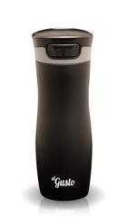 Термокружка El Gusto Stark (0,47 литра) черная 042 BS
