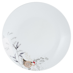 Тарелка обеденная Country Hens D 26,5 см P&K P_0059.627