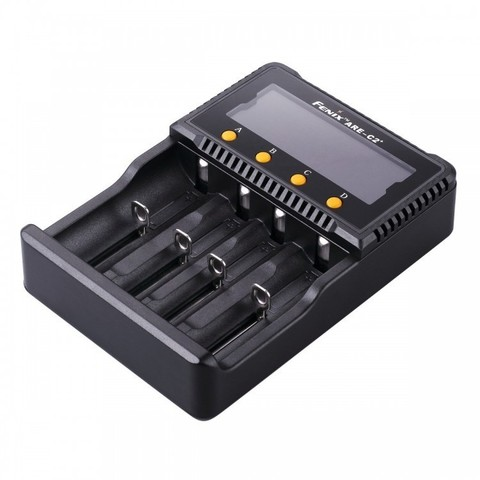 Зарядное устройство Fenix ARE-C2 4*18650