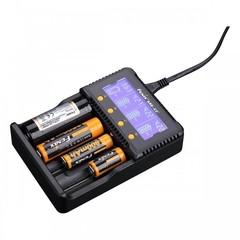 Зарядное устройство Fenix ARE-C2 4*18650 ARE-C2plus