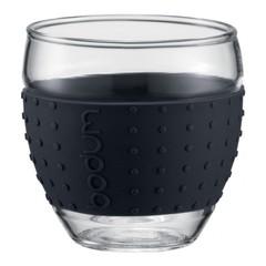 Набор кружек Bodum Pavina 0,35 л. 2 шт. черный 11185-01