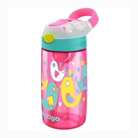 Детская бутылочка Contigo Gizmo Flip (0.42 литра) розовая