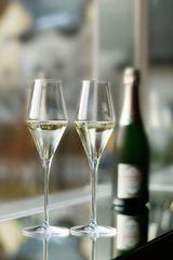 Набор из 2 фужеров для шампанского 292мл Stolzle Quatrophil Flute Champagne