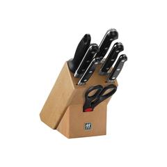 Набор из 5 ножей, мусата и ножниц в подставке Zwilling Professional