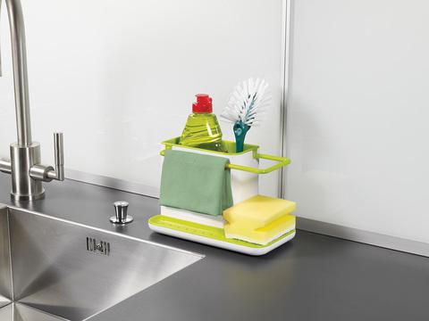 Органайзер для раковины Joseph Joseph caddy™ белый/зеленый 85021