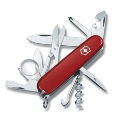Нож Victorinox Explorer, 91 мм, 16 функций, красный* 1754261