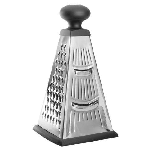 Терка 4-х сторонняя пирамида 23см BergHOFF 1100039