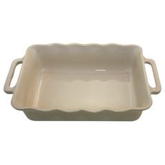 Форма прямоугольная 34 см Appolia Delices CREAM 141034006
