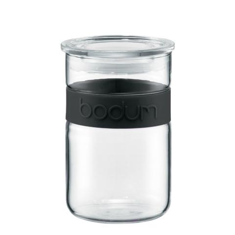 Банка для хранения Bodum Presso 0,6 л. черная