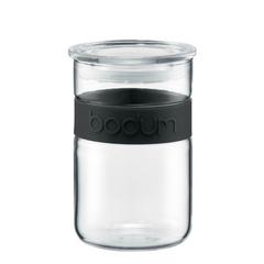 Банка для хранения Bodum Presso 0,6 л. черная 11129-01