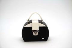 Шкатулка для украшений Jardin D'Ete, цвет чёрно-белый,  матовый, 16 х 13 х 11 см P6210R
