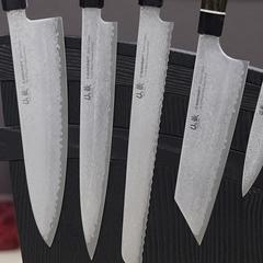 Комплект из 6 ножей Suncraft Senzo Black и подставки 207522472