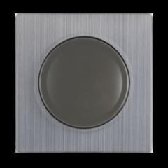 Накладка для диммера (глянцевый никель) WL02-DM-CP Werkel