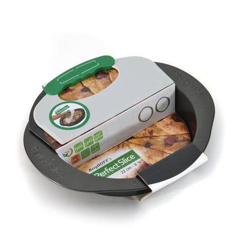 Форма для запекания круглая с инструментом для нарезания 30*27*5см BergHOFF Perfect Slice 1100054