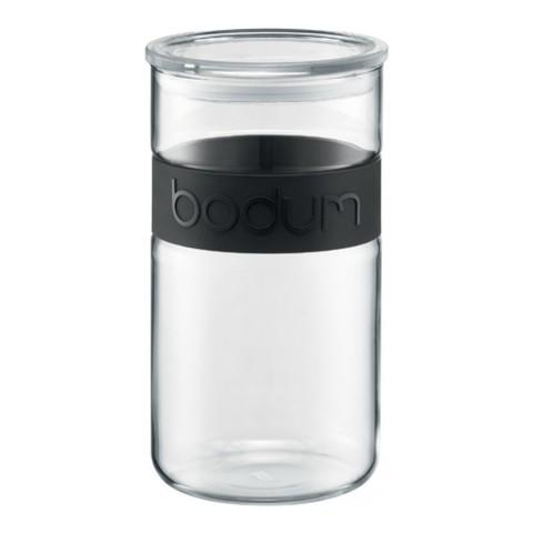 Банка для хранения Bodum Presso 2 л. черная
