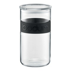 Банка для хранения Bodum Presso 2 л. черная 11130-01