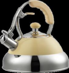 Чайник со свистком 2,75л Wesco Classic 340521-23
