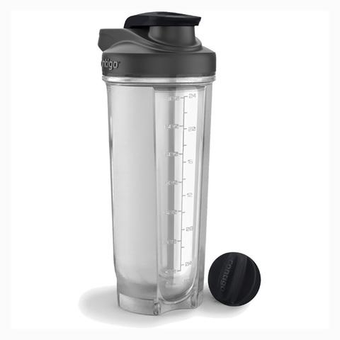 Фитнес-бутылка Contigo (0.82 литра) черная