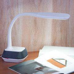 Настольный светодиодный светильник 80417/1 белый Eurosvet