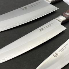 Набор из 3 ножей SUNCRAFT SENZO CLAD AS-020406
