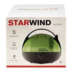 Увлажнитель воздуха Starwind (4 литра), 25 Вт, зеленый SHC3415