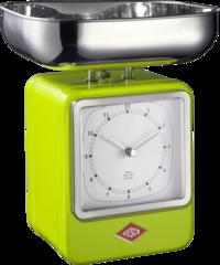 Весы с часами Wesco 322204-20