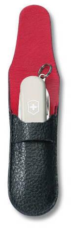 Чехол кожаный Victorinox, черный для Classic Range 58 мм (артикулы 0.62хх/0.63хх), толщина ножа 2-3 MV-4.0662
