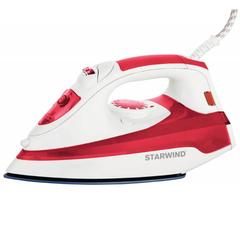 Утюг Starwind, 2200 Вт, керамическая подошва, красный SIR5824