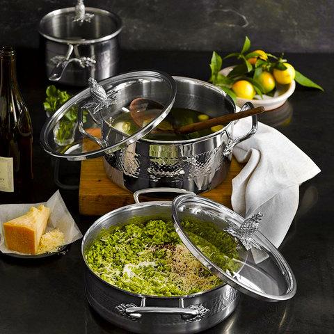Набор посуды из 3 предметов RUFFONI Omegna арт. OMEGNA-3