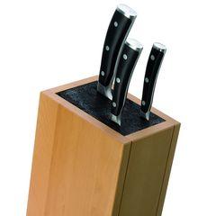 Подставка для ножей, светлое дерево WUSTHOF Knife blocks арт. 7272