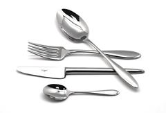 Набор столовых приборов (72 предмета / 12 персон) Cutipol VAN DER ROHE 9210-72