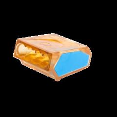 Клемма соединительная 4-проводная (10 шт.) Werkel TR-01-04