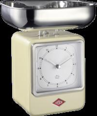 Весы с часами Wesco 322204-23