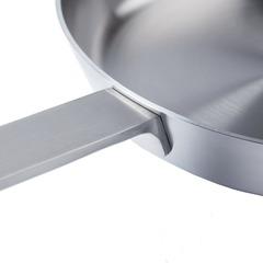 Сковорода из нержавеющей стали 26см 2,1л BergHOFF Ron 3900035