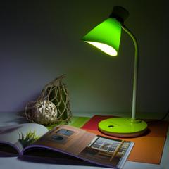 Настольный светильник с выключателем Eurosvet School 01077/1 зеленый