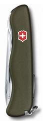 Нож Victorinox Outrider,111 мм, 14 функций, зеленый 0.8513.4R
