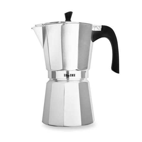 Кофеварка гейзерная на 12 чашек IBILI Bahia арт. 610912