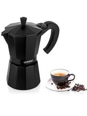 Кофеварка гейзерная 0,3л FIRST FA-5471 Black
