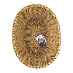 Корзина овальная 32х24 см, h 12 см, цвет бежевый Westmark Saleen арт. 020540 041 01