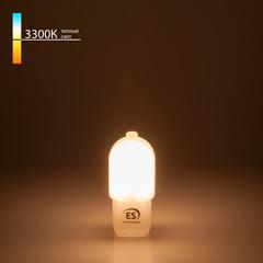 Светодиодная лампа G4 LED BL121 3W 12V 360° 3300K Elektrostandard
