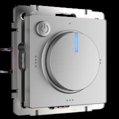Терморегулятор электромеханический для теплого пола (серебряный) WL06-40-01 Werkel