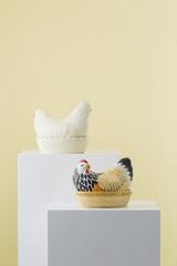 Подставка для яиц Hen кремовая Mason Cash 2010.019