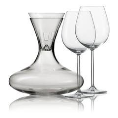 Набор для красного вина (декантер, воронка, 2 бокала для красн. вина 613 мл) Diva SCHOTT ZWIESEL Diva арт. 106 085