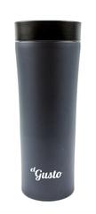 Термокружка El Gusto Simple (0,47 литра) серая 047G