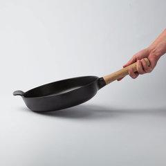 Сковорода чугунная 26см 2,5л (черная) BergHOFF Ron 3900041