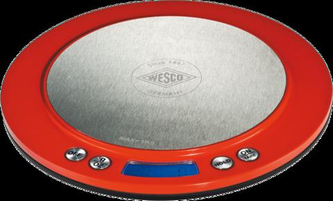 Весы цифровые Wesco 322251-02