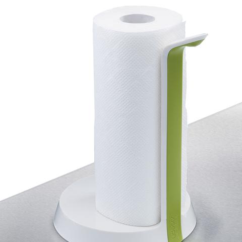 Держатель для бумажных полотенец Joseph Joseph easy tear™ белый/зеленый 85051